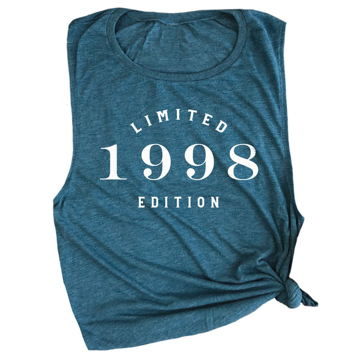 Limited Edition 1998 Muscle Tee