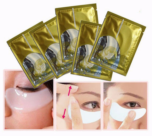 Collagen Eye Mask - 10 Treatments