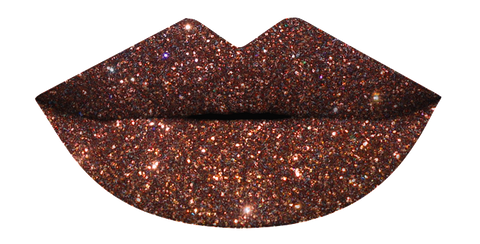 24K Gold - Glitter Lip Kit