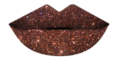 Brown Sugar - Glitter Lip Kit