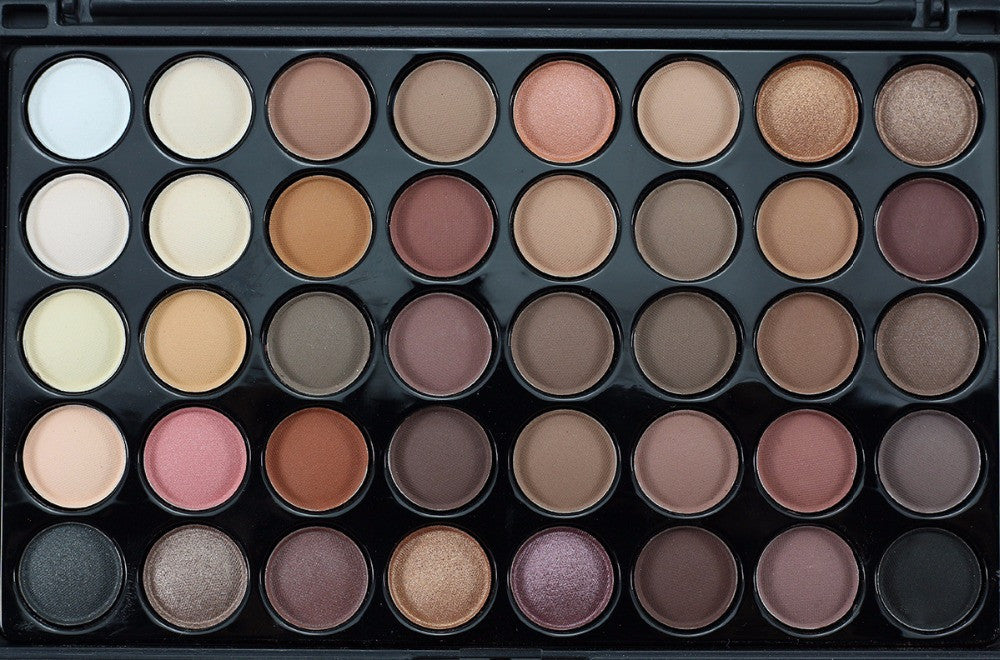 40 Color Eyeshadow Palette