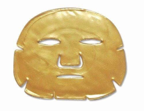 24K Gold Collagen Face Mask - 5 Treatments