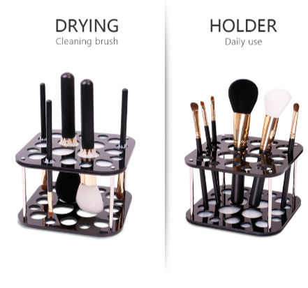 Brush Organizer Stand
