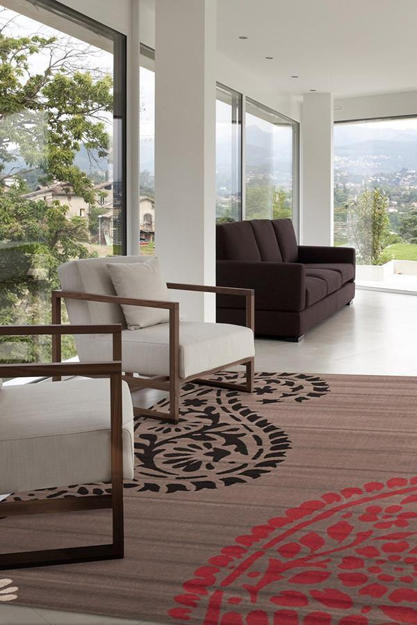 Silver Collection Modern 1639 W55 Rug