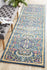 Babylon 209 Navy  Runner Rug