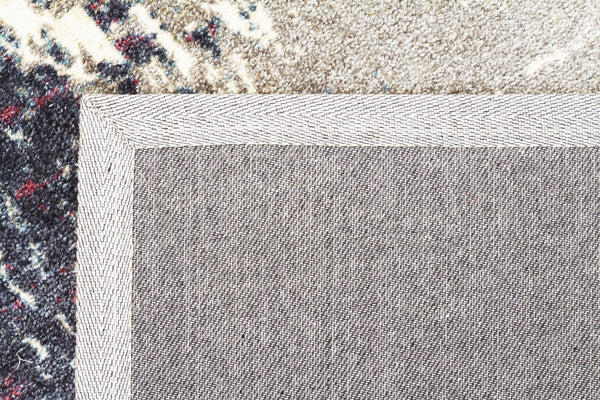 City Monet Stunning Grey Rug