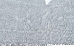 Coastal Indoor Outdoor 4 Grey Rug