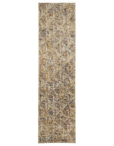 Dreamscape Movement Modern Multi Runner Rug