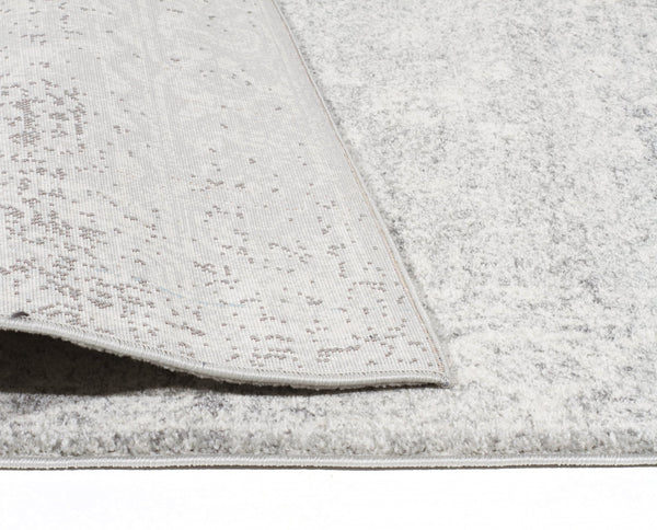 Evoke Shine Silver Transitional Rug