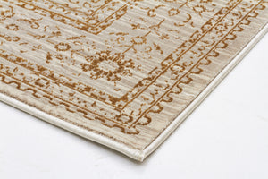 Heirloom Kings Court Designer Ivory Rug