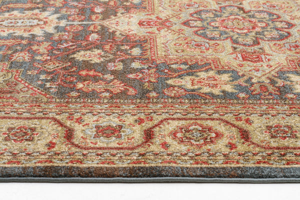 Jewel Antique Heriz Design 803 Multi Runner Rug