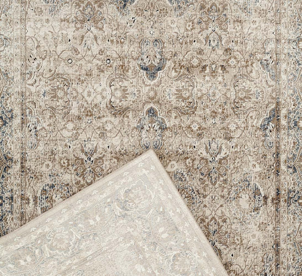 Providence Esquire Hallmark Traditional Cream Rug
