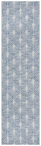 Rug Culture Terrace 5502 Blue Runner Rug