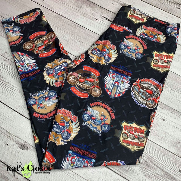 American Made Leggings Leggings