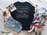 Be A Griswold Custom Graphic T-Shirt Tees