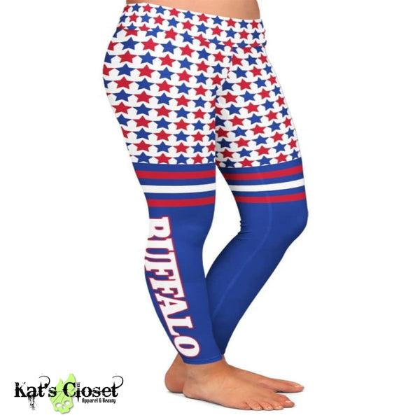 Buffalo Fan Leggings
