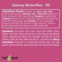 Candy Club Gummie Butterflies