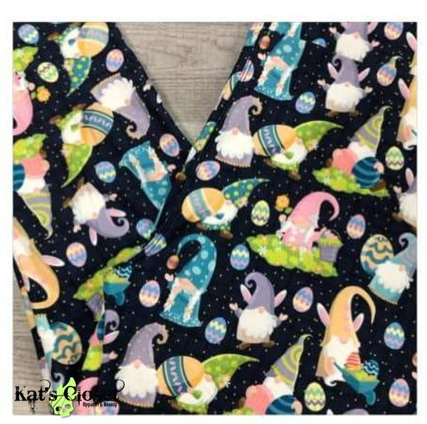 Easter Gnomes Leggings - Kat's Closet Apparel