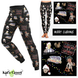 [PRE-ORDER]Custom Merry Clarkmas Leggings & Joggers - Pre Orders Close 9/18