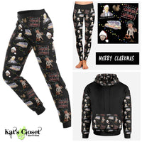 Custom Merry Clarkmas Leggings & Joggers - Pre Orders Close 9/18