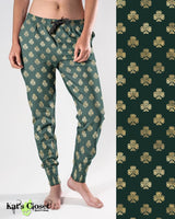 [PRE-ORDER]Golden Shamrock Leggings and Joggers - Pre-Order Closes 11/30