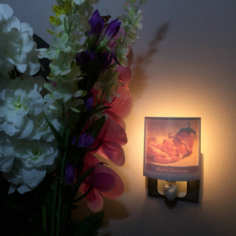 Personalized 2.5D night light