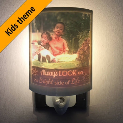 Kids Personalized 2.5D Night Light