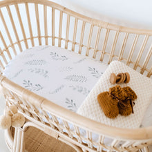 Fern | Bassinet Sheet / Change Pad Cover