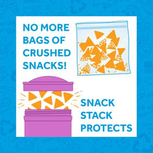 Re-Play Snack Stack (2 pods with 1 lid)