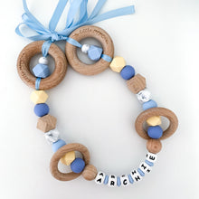 Personalised Pram Garland