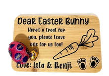 Personalised Easter Bunny Boards