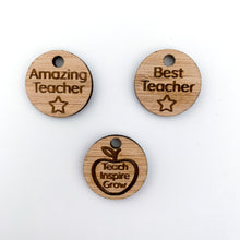 Special Edition Lanyard with Teacher Charm