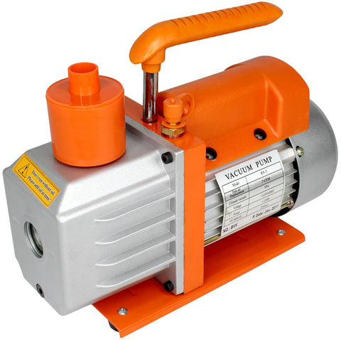 Best Value Vacs 7CFM Single Stage Vacuum Pump