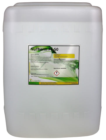 NuTherm PF-50 Heat Transfer Fluid - 5 Gallon