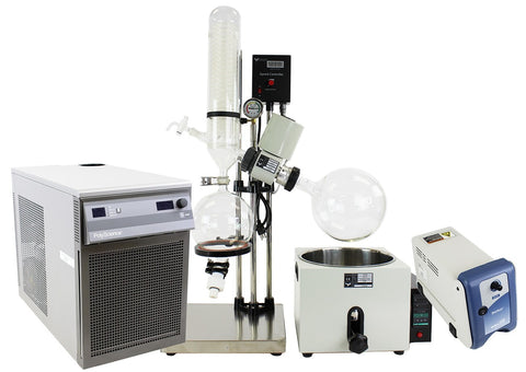 5L Best Value Rotary Evaporator Turnkey Setup