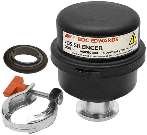 AI Accessories Exhaust Silencer Filter for Edwards nXDS Series Vacuum Pumps