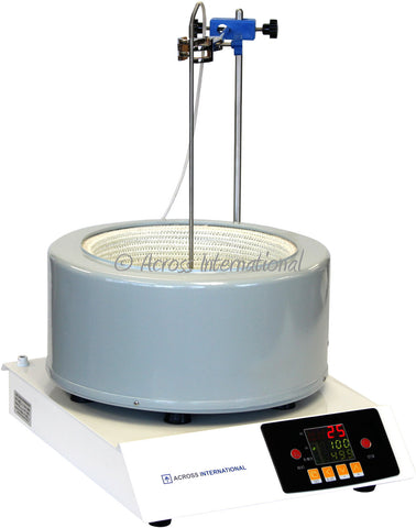 DigiM 5L 300°C 2000 RPM PID Controlled Digital Heating Mantle