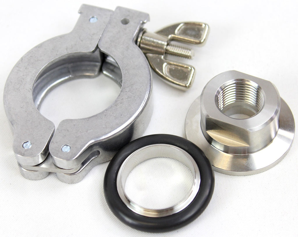 Vacuum Oven Parts KF-25 Flange Kit