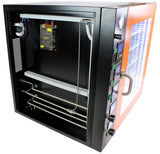 Vacuum Ovens 7.5CF BVV - LCD Display and LED's - 5 Individually Heated Shelves