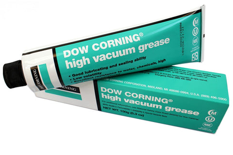 Dow Corning High Vacuum Grease 5.3oz Tube
