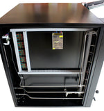 Vacuum Oven 16CF BVV - LCD Display and LED's - 8 Individually Heated Shelves
