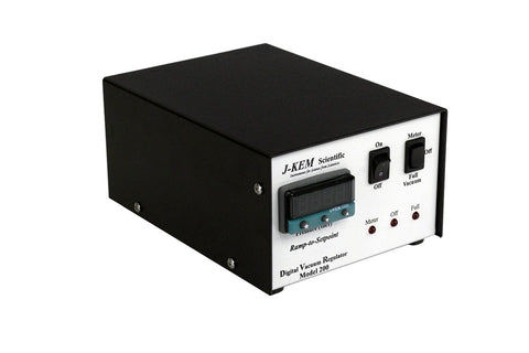 Drying Oven Parts J-KEM DVR-200 Digital Vacuum Regulator
