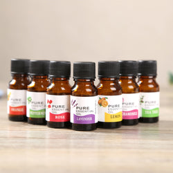 100% Pure Essential Oil Collection