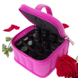Essential Oil Bag Carrying Holder Case  - 16 Bottles