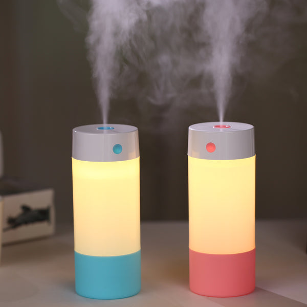 Essential Oil Diffuser Aroma with LED Warm Light