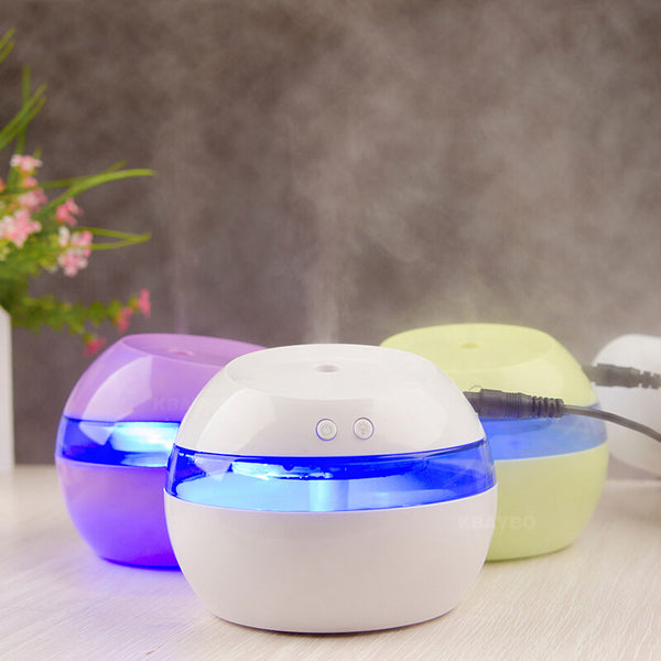 Aromatherapy Essential Oil Aroma Diffuser (Free Shipping)