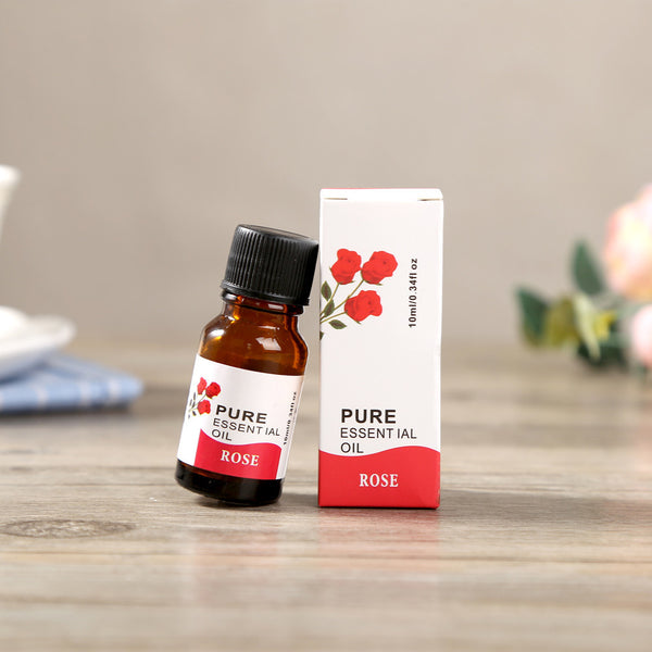 Rose Pure Essential Oil for Aromatherapy