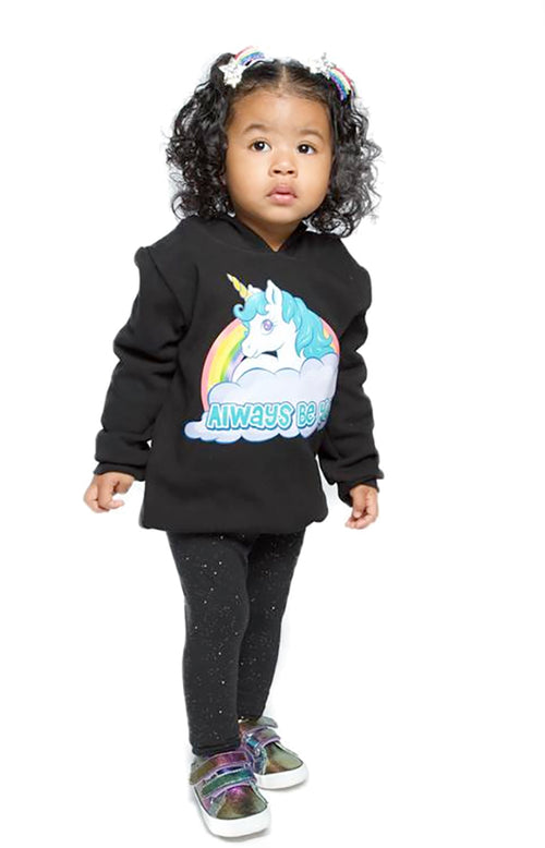Always be YOU Hoodie - The Unicorn Universe