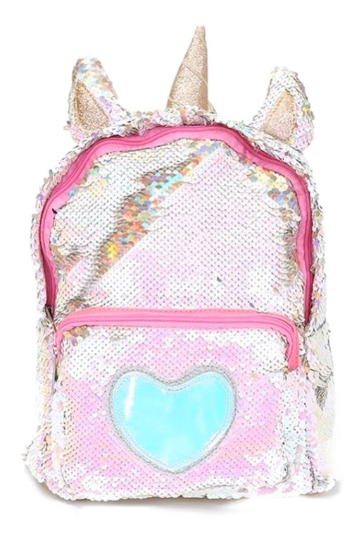 Unicorn Sequin Magic Bag