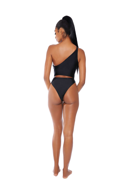 Old Money One Piece Swimsuit